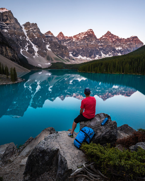 Look no further than Sawyer water filters for all your backcountry hydration needs