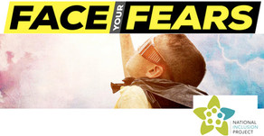 Face Your Fears for Charity!