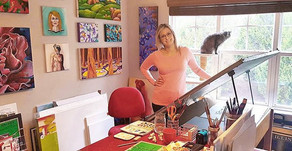 Meet our Artists - Allison Harn