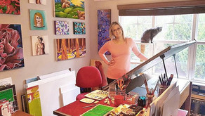 Meet our Artists - Allison Harn