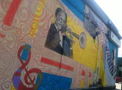 Strip District Mural