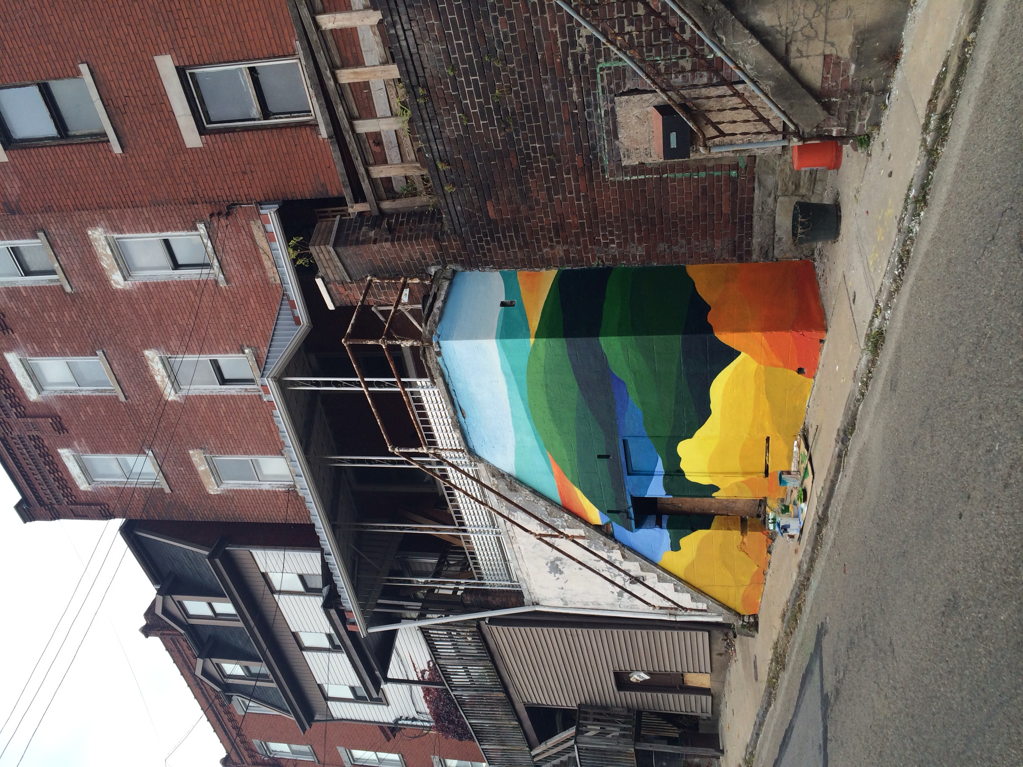 Troy Hill House mural 2013.jpg