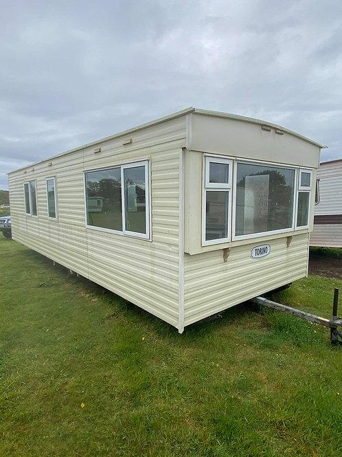 2 bed 28x10 DG 2007 £7495