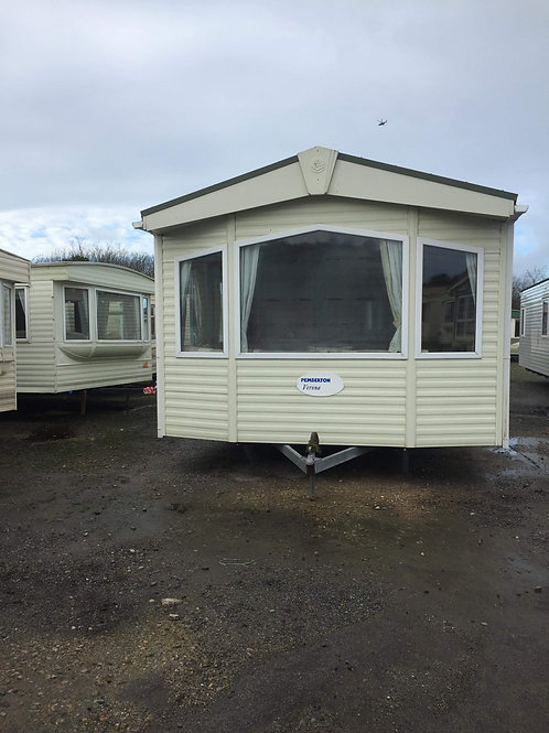 Pemberton 38x12 Ch and dg £18995 Galv chassis