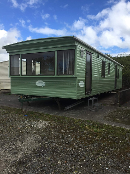 2 bed 35x12 2 bed £12995