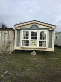 2 bedrooms  39x12 CH and DG W/machine Galvanised chassis