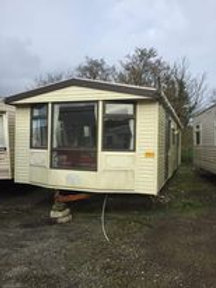 Willerby  32x12 2 bedrooms