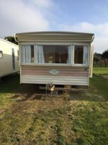 28x10 Cosalt  2 bedrooms galvanised chassis