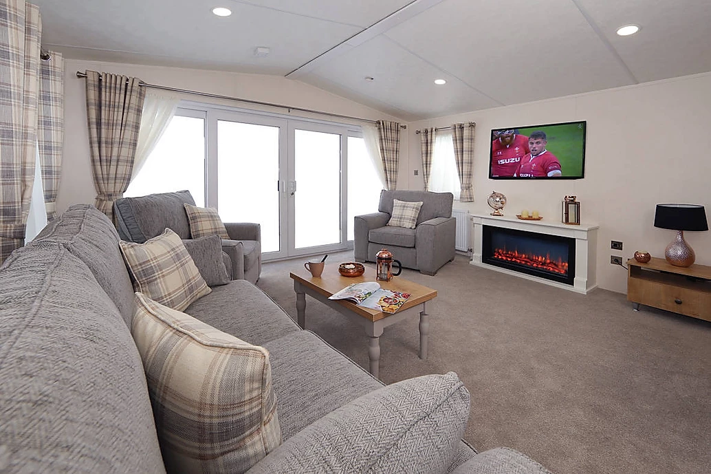 static caravan for sale cornwall
