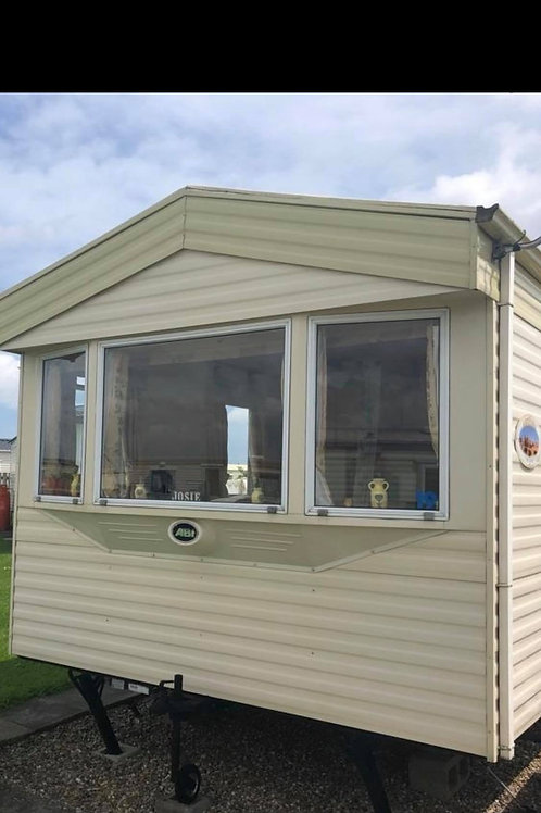 36x12 3 bed  Galv chassis £7995