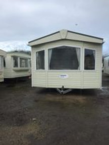 38x12 2 bedrooms  CH and DG Galvanised Chassis