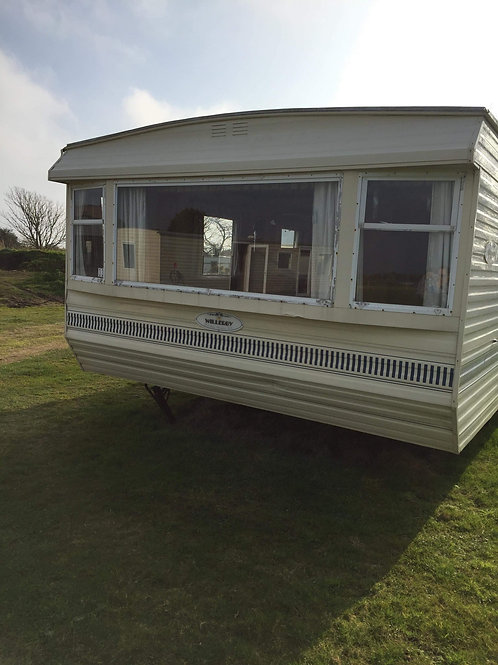 30x12 2 bed all electric £4500