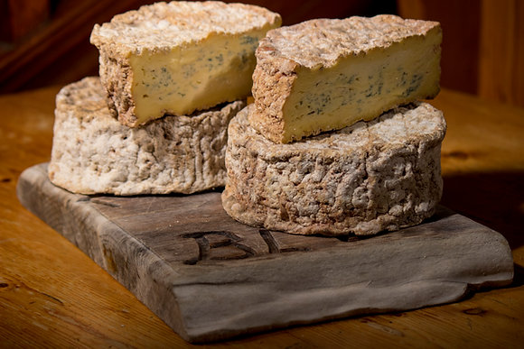 Whole Norbury Blue Cheese