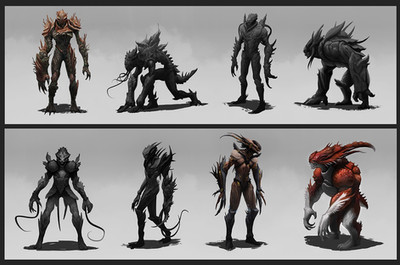 Creature Designs
