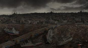 Apocalyptic istanbul