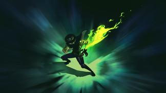 Ghoul Super Move