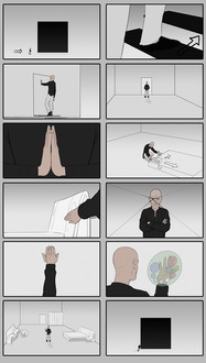 Anonymous storyboard