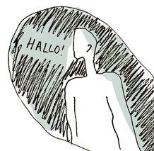 Comic - Woher kommt die Angst