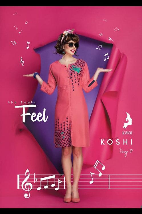 Kaya Koshi Designer Kurti