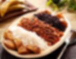 Pabellon criollo, food truck de cuisine vénézuélienne