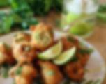 Accras antillais, food truck de cuisine antillaise - caribéenne
