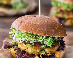 Burger, food truck de cuisine halal