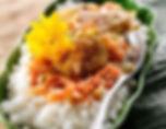 Poulet yassa, food truck de cuisine africaine