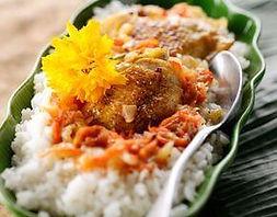 food truck de cuisine caribéenne halal