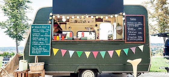Food truck pour mariage ouévénement privé