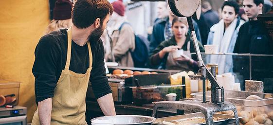 Food truck pour événement d'enteprise - food truck soirée corporate