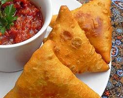 Samoussa, food truck de cuisine indienne