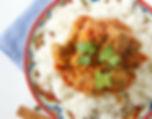 Poulet Massala, food truck de cuisine indienne