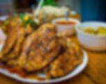 poulet aux olives, food truck de cuisine cacher