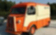 achat de camion à burger