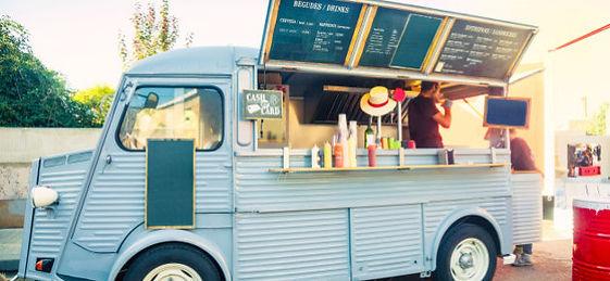 Food truck pour événement privé - food truck pour mariage