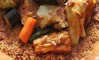 Food truck de cuisne africaine
