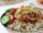 food truck de cuisine libanaise
