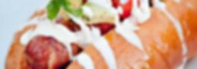 food truck de hot-dog, camion à hot-dog