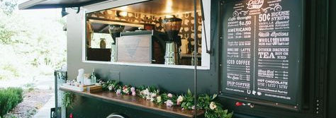 Food truck original et innovant, camion restaurant original et innovant