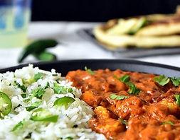 Cuisine indienne pour food truck