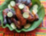 Poulet Boukané, food truck de cuisine antillaise - caribéenne