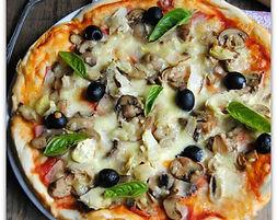 Pizza Capriciosa, camion à pizza