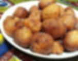 Beignets Africain, food truck de cuisine africaine