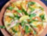 Pizza norvégienne, camion à pizza