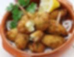 Cuisine portugaise préparée en Food Truck
