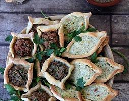 spécialité de food truck libanais