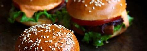 food truck buger, camion restaurant de burger, street food burger