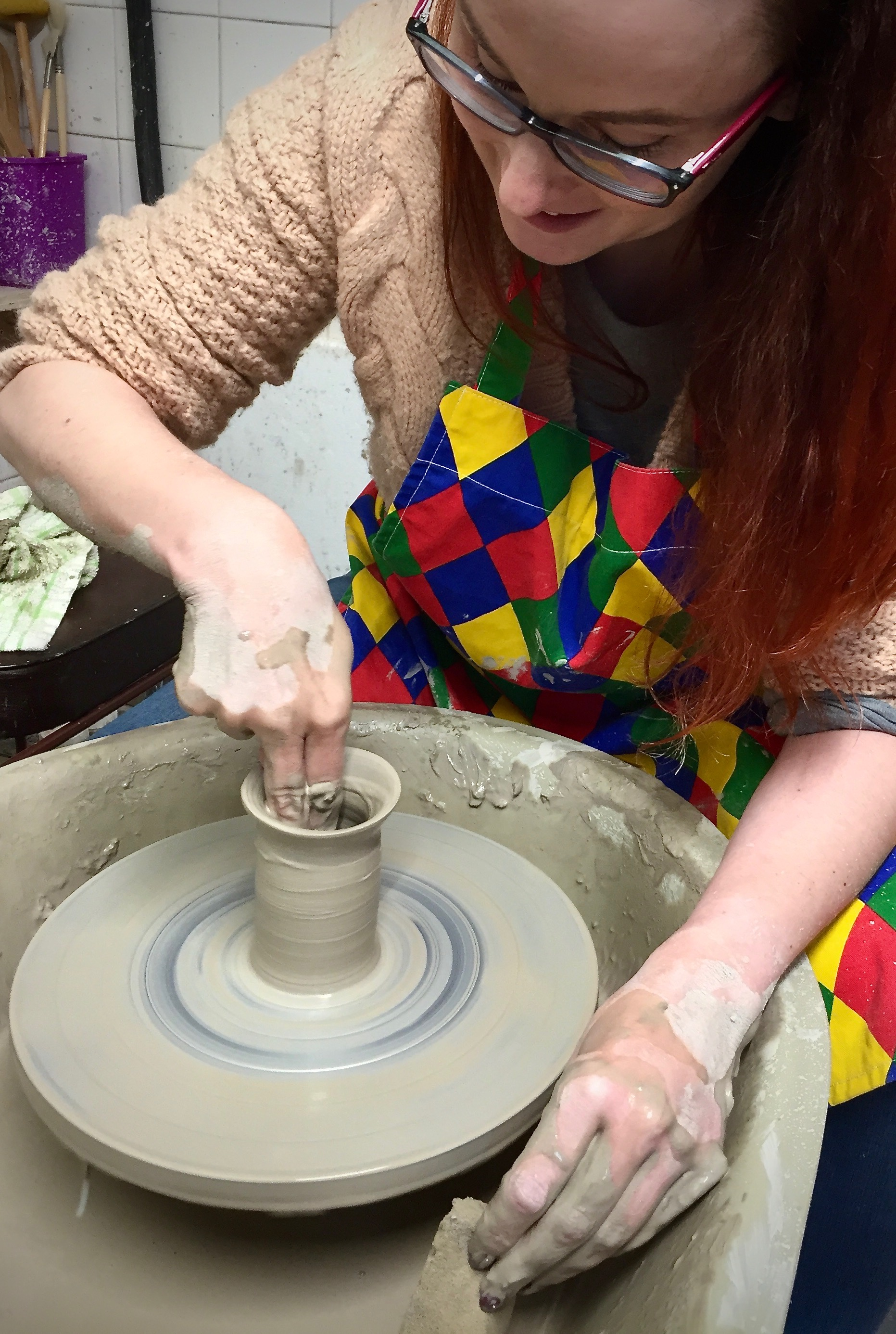 Make your own pottery