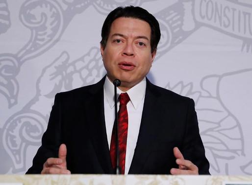 Buscará MORENA la Eliminación del fuero en el próximo periodo ordinario, confirma senador