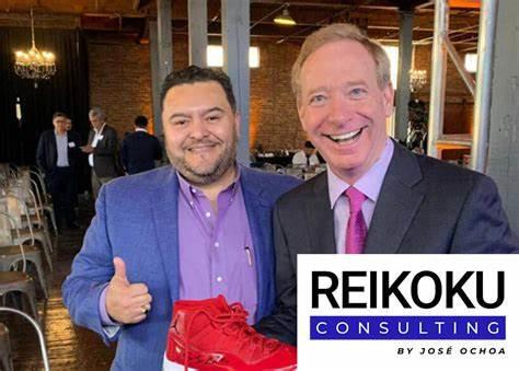"""REIKOKU Consulting - """"El manejo de los problemas en el emprendimiento"""""""